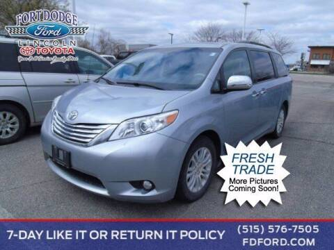 2014 Toyota Sienna for sale at Fort Dodge Ford Lincoln Toyota in Fort Dodge IA