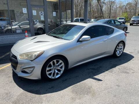 2013 Hyundai Genesis Coupe for sale at Vantage Auto Group in Brick NJ