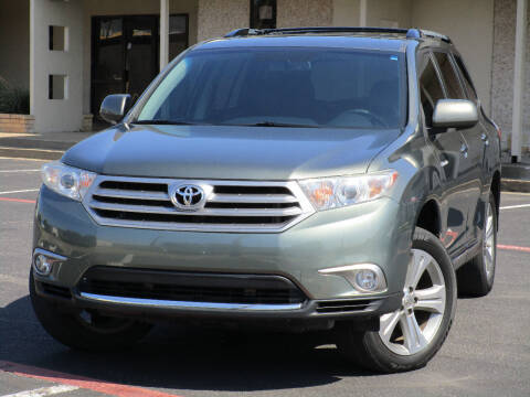 2013 Toyota Highlander for sale at Ritz Auto Group in Dallas TX