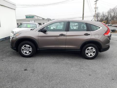 2013 Honda CR-V for sale at Automotive Fleet Sales in Lemoyne PA