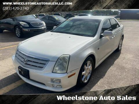 2007 Cadillac STS for sale at Wheelstone Auto Sales in La Porte TX