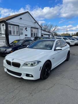 2014 BMW 5 Series for sale at Hamilton Auto Group Inc in Hamilton Township NJ