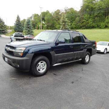 2005 Chevrolet Avalanche for sale at TIM'S ALIGNMENT & AUTO SVC in Fond Du Lac WI
