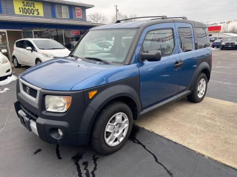 2006 Honda Element for sale at Wise Investments Auto Sales in Sellersburg IN