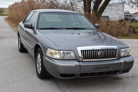 2006 Mercury Grand Marquis for sale at QUAD CITIES AUTO SALES in Milan IL