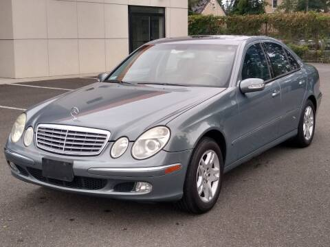 2004 Mercedes-Benz E-Class for sale at MAGIC AUTO SALES in Little Ferry NJ