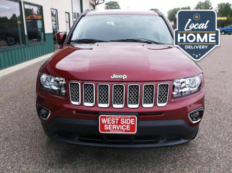 2016 Jeep Compass for sale at West Side Service in Auburndale WI