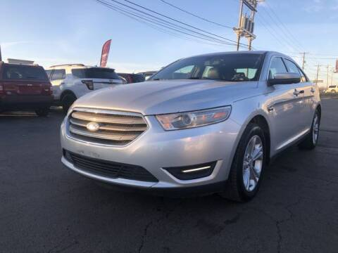 2013 Ford Taurus for sale at Instant Auto Sales in Chillicothe OH