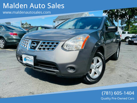 2010 Nissan Rogue for sale at Malden Auto Sales in Malden MA