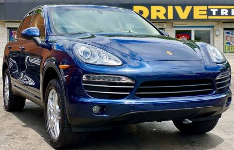 2014 Porsche Cayenne for sale at DRIVE TREND in Cleveland OH