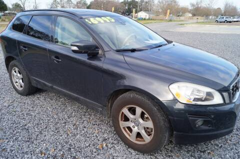 2010 Volvo XC60 for sale at Deaux Enterprises, LLC. in Saint Martinville LA