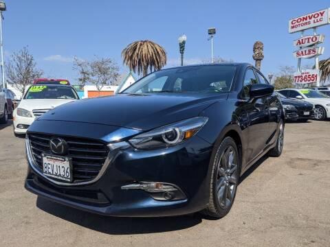 2018 Mazda MAZDA3 for sale at Convoy Motors LLC in National City CA