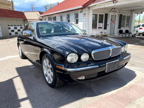 2007 Jaguar XJ-Series for sale at ELITE MOTOR CARS OF MIAMI in Miami FL