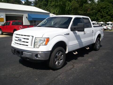 2012 Ford F-150 for sale at Jones Auto Sales in Poplar Bluff MO