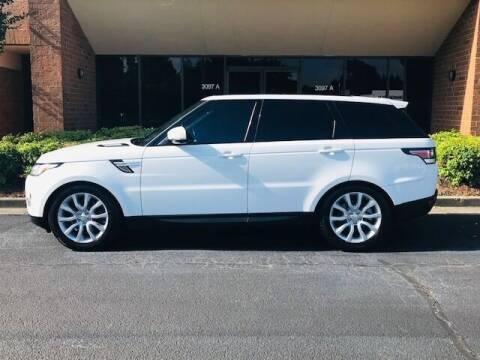 2014 Land Rover Range Rover Sport for sale at RPM Motorsports Of Atlanta in Atlanta GA