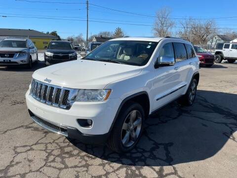 2011 Jeep Grand Cherokee for sale at Dean's Auto Sales in Flint MI