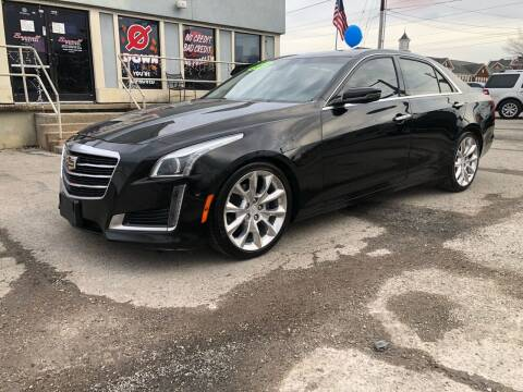 2015 Cadillac CTS for sale at Bagwell Motors Springdale in Springdale AR