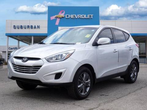 2015 Hyundai Tucson for sale at Suburban Chevrolet of Ann Arbor in Ann Arbor MI