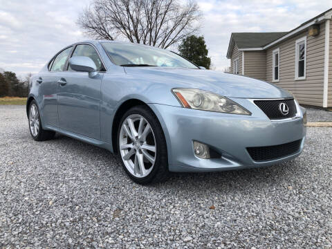 2007 Lexus IS 250 for sale at Curtis Wright Motors in Maryville TN