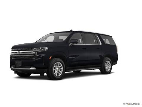 2021 Chevrolet Suburban for sale at Bellavia Motors Chevrolet Buick in East Rutherford NJ