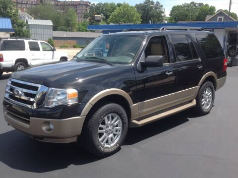 2012 Ford Expedition for sale at Sindic Motors in Waukesha WI