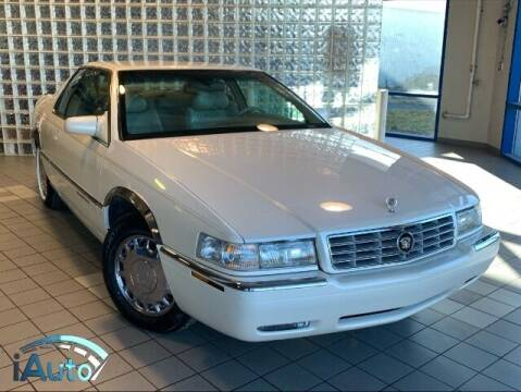 1995 Cadillac Eldorado for sale at iAuto in Cincinnati OH