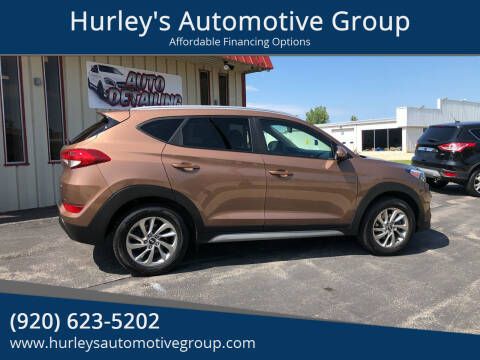 2017 Hyundai Tucson for sale at Hurley's Automotive Group in Columbus WI