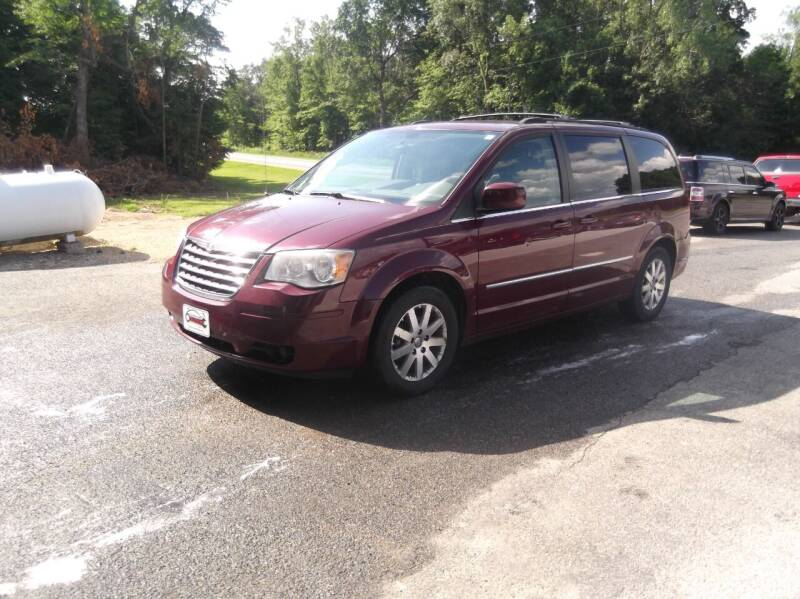 2009 Chrysler Town and Country for sale at Clucker's Auto in Westby WI
