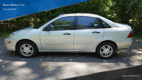 2004 Ford Focus for sale at Ryan Motors LLC in Warsaw IN