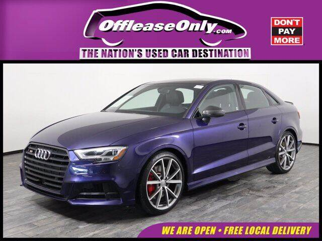 2017 Audi S3 for sale in West Palm Beach, FL