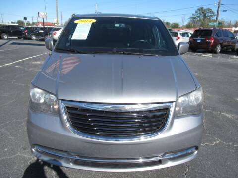 2014 Chrysler Town and Country for sale at Maluda Auto Sales in Valdosta GA