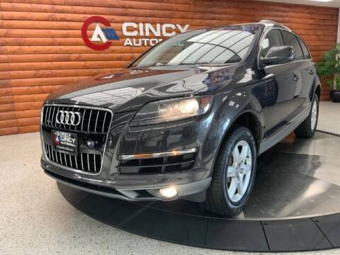 2013 Audi Q7 for sale at Dixie Motors in Fairfield OH