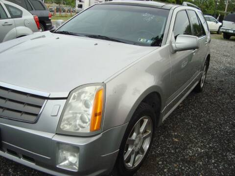 2005 Cadillac SRX for sale at Branch Avenue Auto Auction in Clinton MD