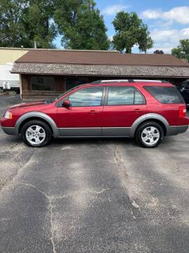 2007 Ford Freestyle for sale at KLEIN MOTORS & RV's in Saint Joseph MO