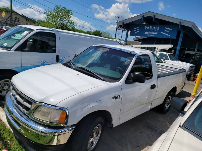 1998 Ford F-150 for sale in Nashville, TN