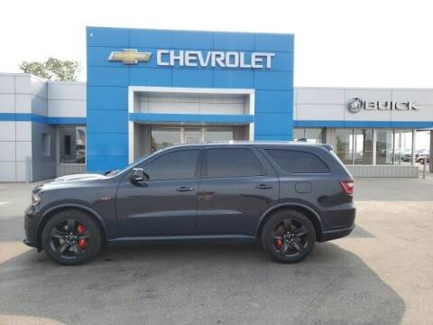 2018 Dodge Durango for sale at Finley Motors in Finley ND
