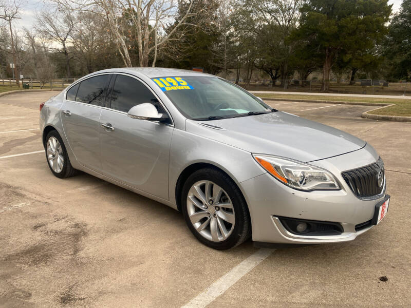 2014 Buick Regal for sale at B & M Car Co in Conroe TX