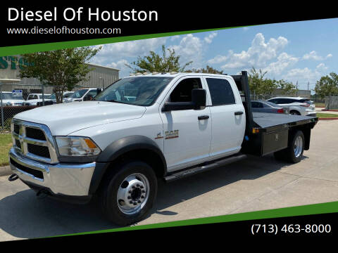 2014 RAM Ram Chassis 4500 for sale at Diesel Of Houston in Houston TX