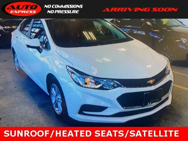 2018 Chevrolet Cruze for sale at Auto Express in Lafayette IN