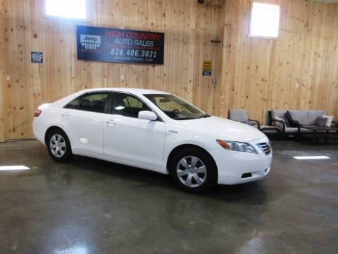 2009 Toyota Camry Hybrid for sale at Boone NC Jeeps-High Country Auto Sales in Boone NC