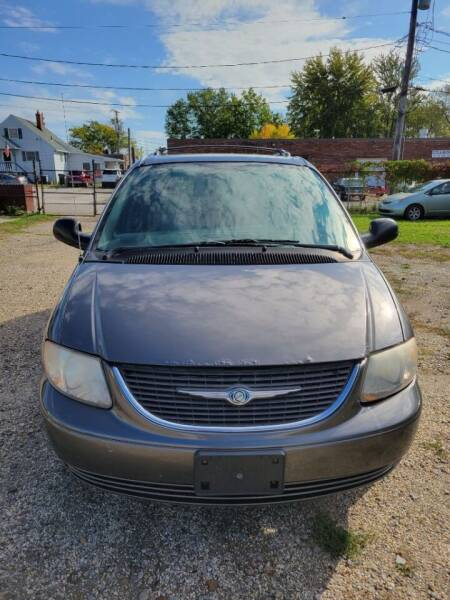 2004 Chrysler Town and Country for sale at MR Auto Sales Inc. in Eastlake OH