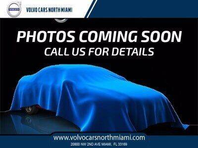 2018 Volvo V60 Cross Country for sale at Volvo Cars North Miami in Miami FL