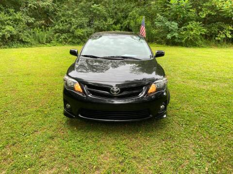 2011 Toyota Corolla for sale at Midtown Motors in Greenbrier TN