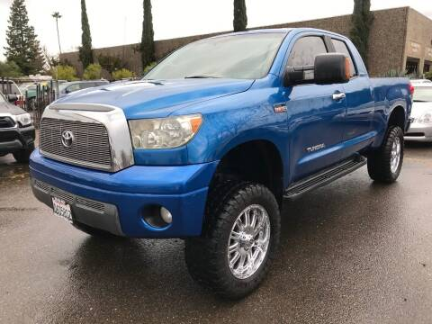 2007 Toyota Tundra for sale at C. H. Auto Sales in Citrus Heights CA