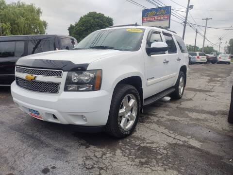 2009 Chevrolet Tahoe for sale at Peter Kay Auto Sales in Alden NY