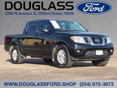 2019 Nissan Frontier for sale at Douglass Automotive Group in Central Texas TX