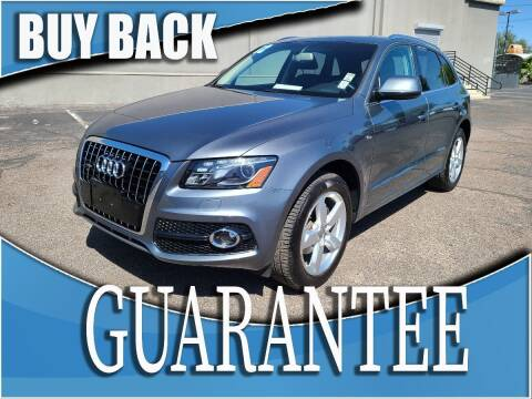 2012 Audi Q5 for sale at Reliable Auto Sales in Las Vegas NV