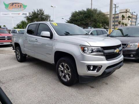 2017 Chevrolet Colorado for sale at GATOR'S IMPORT SUPERSTORE in Melbourne FL