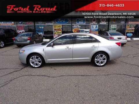 2011 Lincoln MKZ for sale at Ford Road Motor Sales in Dearborn MI