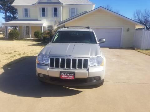 2010 Jeep Grand Cherokee for sale at Eastern Motors in Altus OK
